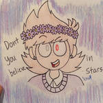 Don't you believe in stars?