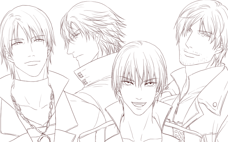 Deadtective Dmc Since Im Iconning For Dante I May As