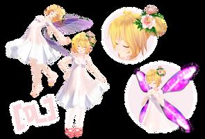 [MMD] TDA Neru Fairy (DL) by HeyMisaki-chan