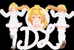 [MMD] TDA Pretty Neru (DL) by HeyMisaki-chan