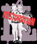 [MMD] TDA Haku and Luka Sexy Succubus(RESTORATION)