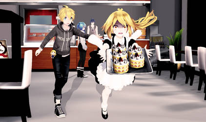 Maid Cafe :3