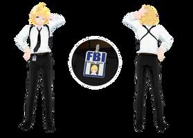 [MMD] FBI...(2) X3 by HeyMisaki-chan