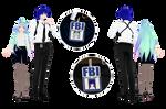 [MMD] FBI...(4) X3
