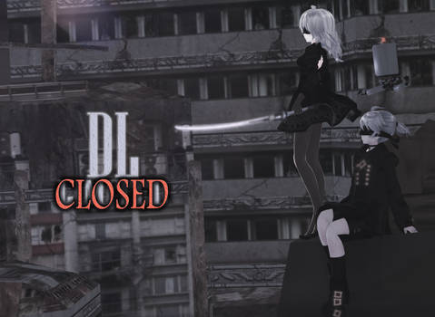 [MMD] TDA Nier Automata 2N and 9L (DL CLOSED)