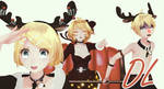 [MMD] MERRY CHRISTMAS 2018 (DL)