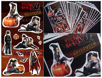 Pocket Babies: Halloween