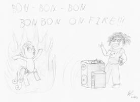 BonBonfire by baratus93