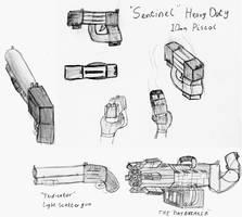 More Guns 'n' Stuff by baratus93