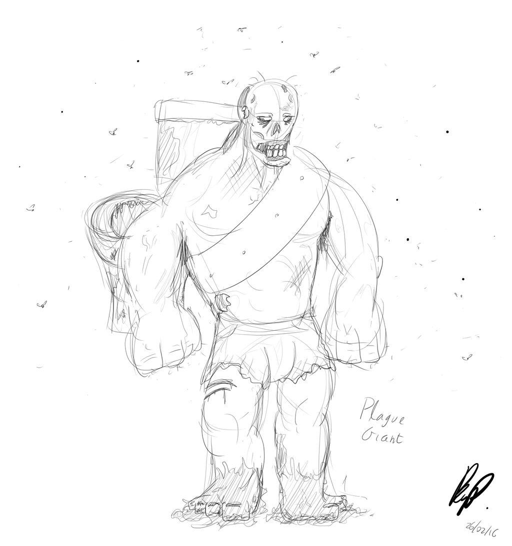 Random Ideas Generator 1 Smelly Zombie Monster By Baratus93 On Deviantart