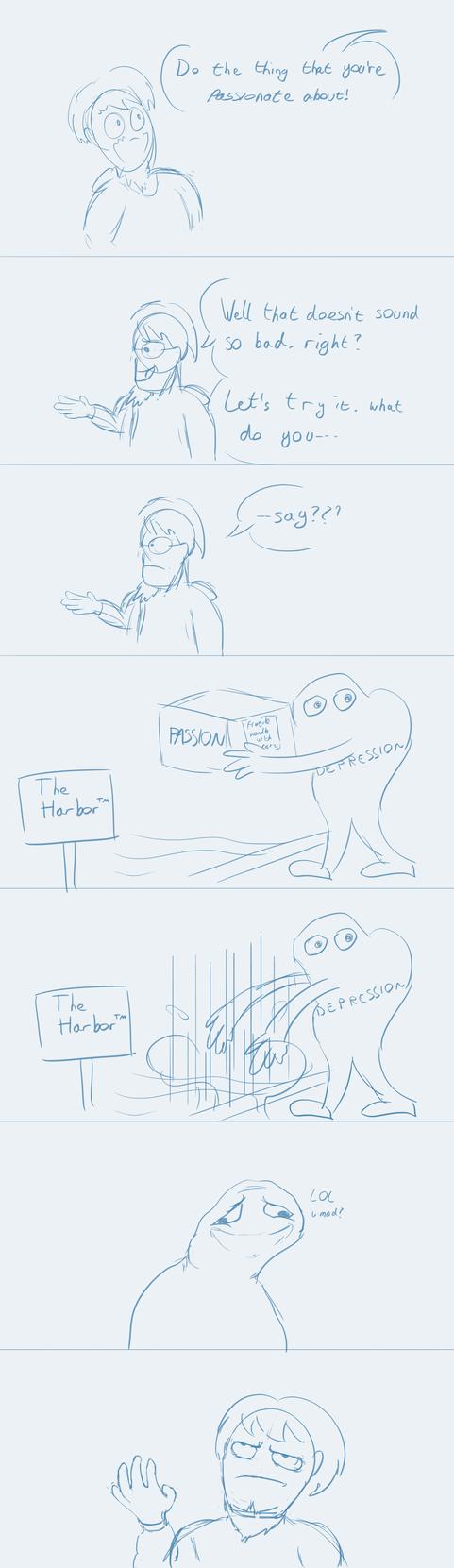 Comic Muh Passion by baratus93