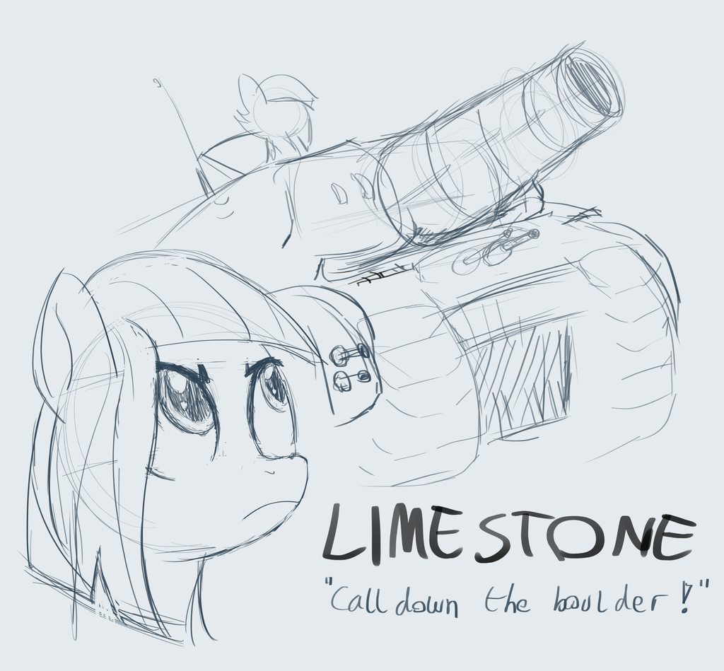 Advance Wars: Limestone Pie CO by baratus93