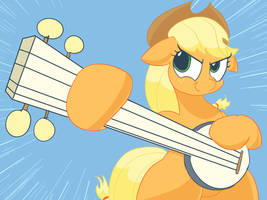 Appleshred II: Banjo Inferno by baratus93
