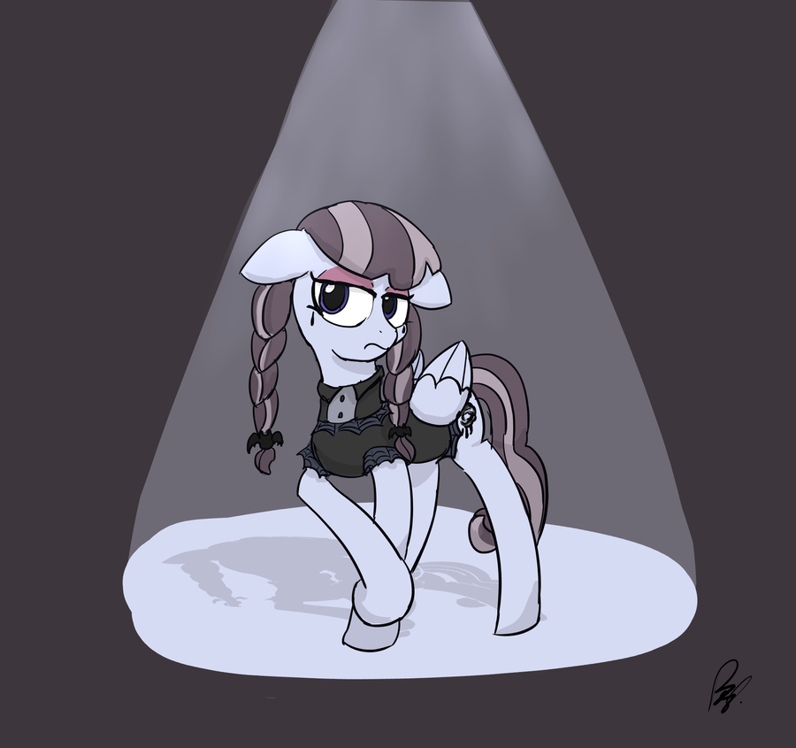 Inky Rose by baratus93
