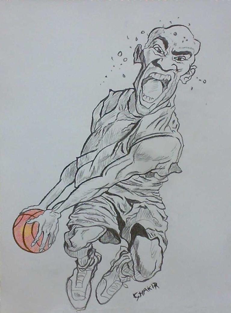 Vince Carter by Shakir15 on DeviantArtDrawings Of Vince Carter