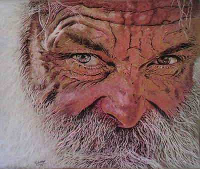 Old Man by Shakir15