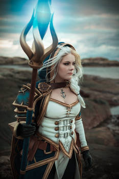 Lady Jaina Proudmoore - Daughter of the sea