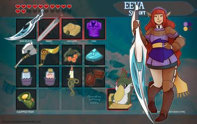 Eeva - Junior Knight