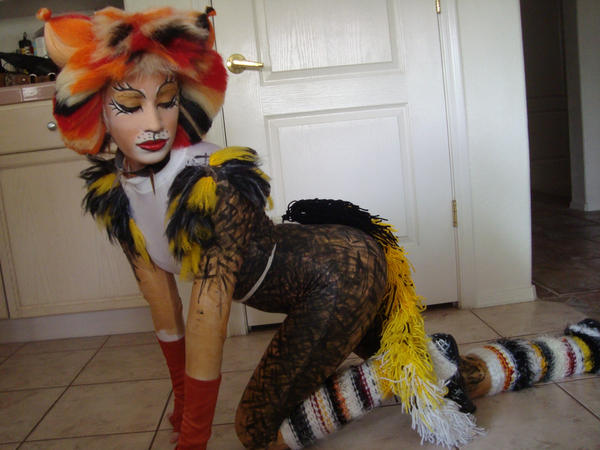 CATS Costuming - Demeter 2009 by shmemcat