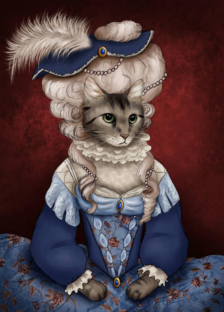Matilda Antoinette by shmemcat