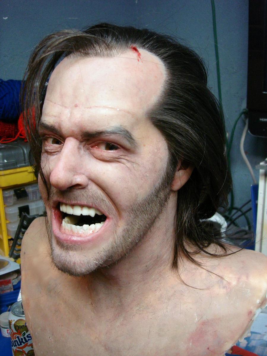 figura Jack Nicholson Resplandor
