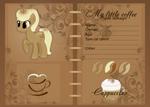 Adoptable: Cappuccino SOLD