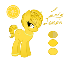 Adoptable: Lady Lemon SOLD by NoReasonToHope