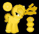 Adoptable: Lady Lemon SOLD