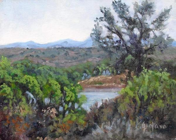 Willow Lake # 1 by Ravenhaven