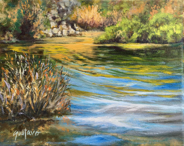 Summer -Lake Pleasant, AZ by Ravenhaven