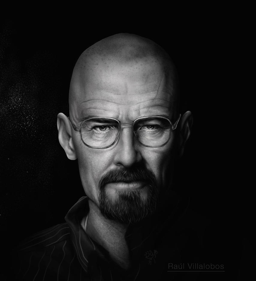 Walter White study by ceremono