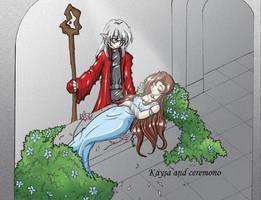 gentle repose :color: by ceremono