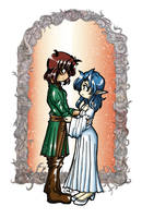 the wedding in color by ceremono