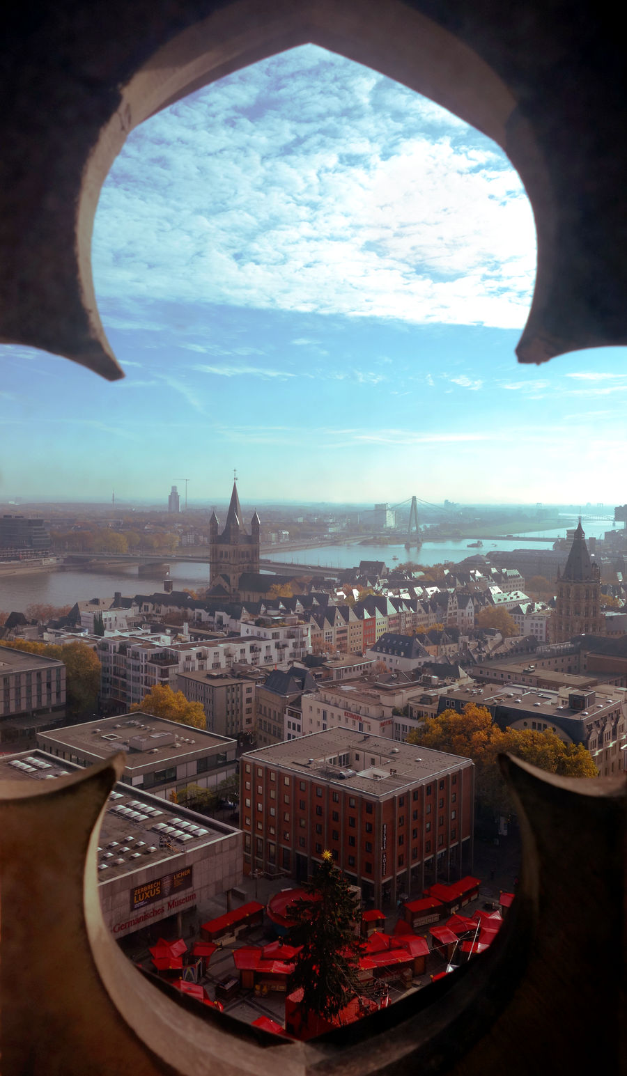 Cologne Cathedral View