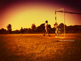 Pamp's Park - Football Group by JayDrey