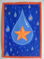 Rain of Stars by Yei-Pi