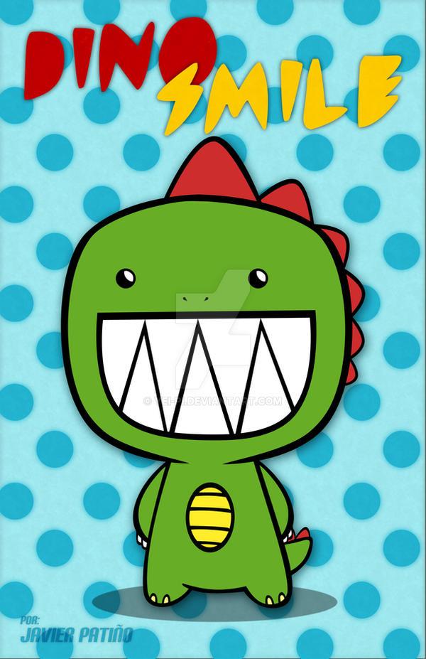 Dino-smile by Yei-Pi