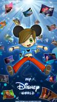 My Disney World by Yei-Pi