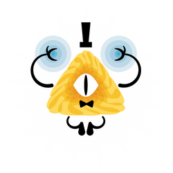 Bill Cipher by Yei-Pi