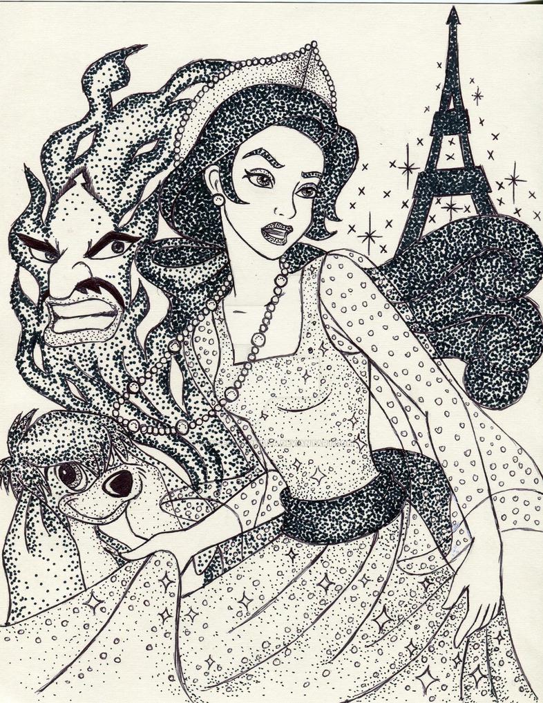 Iconic Anastasia by PrinceSsCarmilla