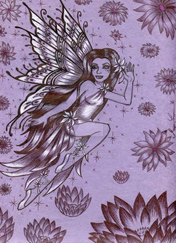 Blue Fantasy Fairy by PrinceSsCarmilla