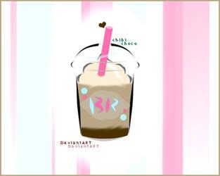 Milk Shake. by chibixchoco