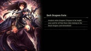 Shadowverse - Dark Dragoon Forte