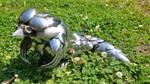 Little pangolin by stepsbeyond-purity