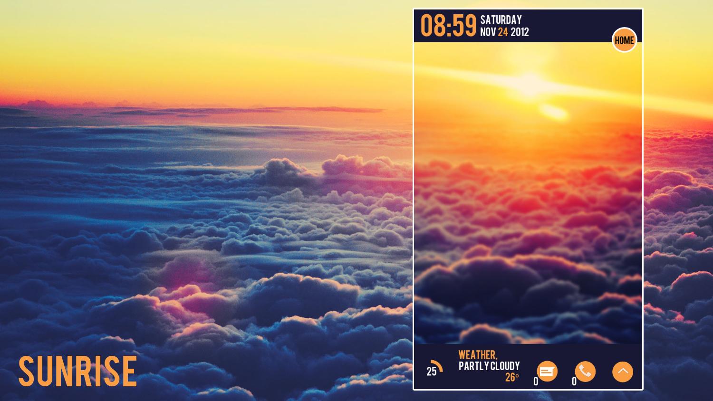 Sunrise by anikrish