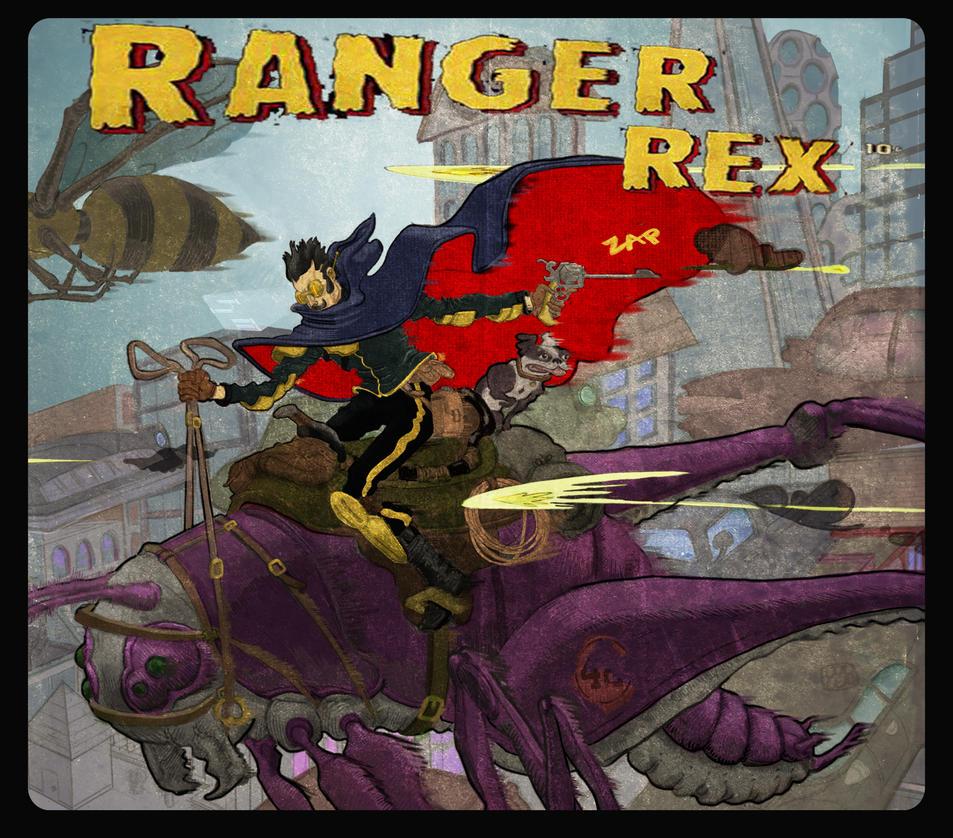 Ranger Rex by Nelloc