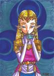 Art Card 02 - Zelda OoT