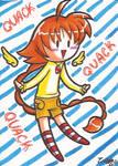 Art Card 06 - Duck
