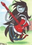 Art Card 13 - Marceline
