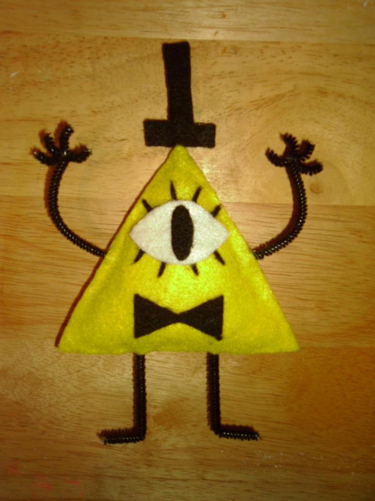 Билл сайфер игрушка своими руками из бумаги